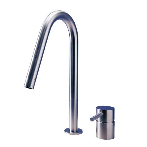 MGS F2 E Stainless Steel Kitchen Tap